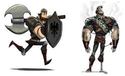 Personaje 2D color