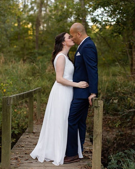 A Wedding In The Woods with Christine
