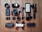 Vlogger Equipment