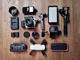 Vlogger Equipment