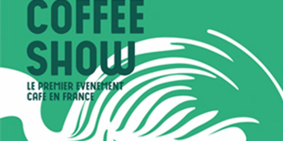 Paris Coffee Show 2019