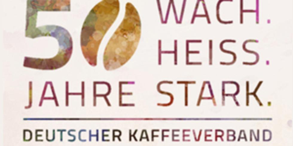 50 Jahre Deutscher Kaffeeverband