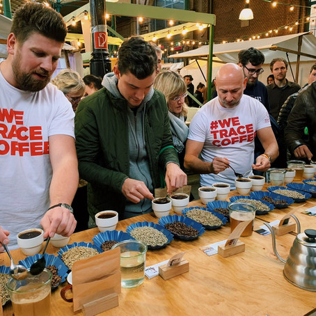 BERLIN COFFEE FESTIVAL 2019