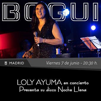 cartel 7_junio_20.30h.-LOLY-AYUMA-en-con