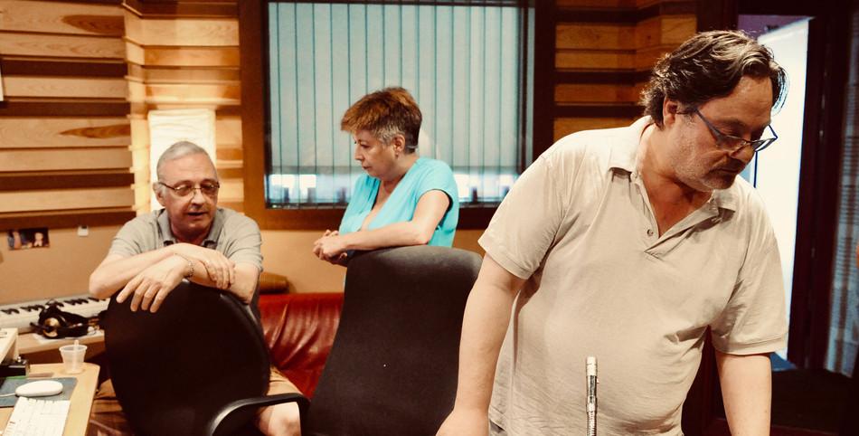 Richie Ferrer ı Irene Albar ı Pablo Baselga