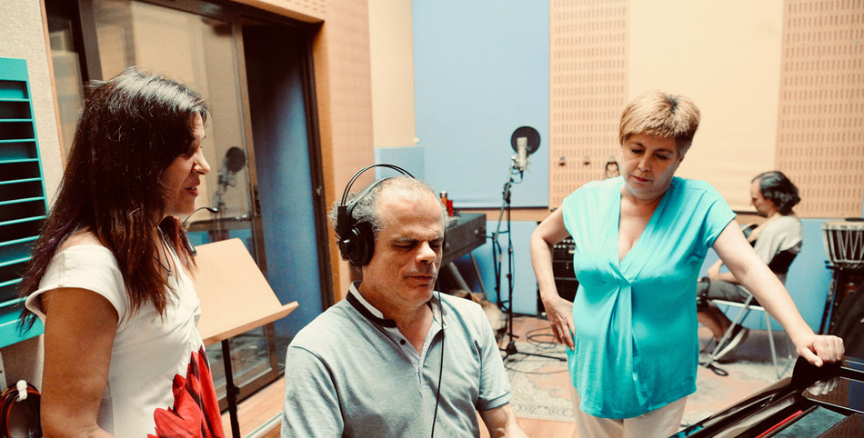 Loly Ayuma ı José Corchete ı Irene Albar