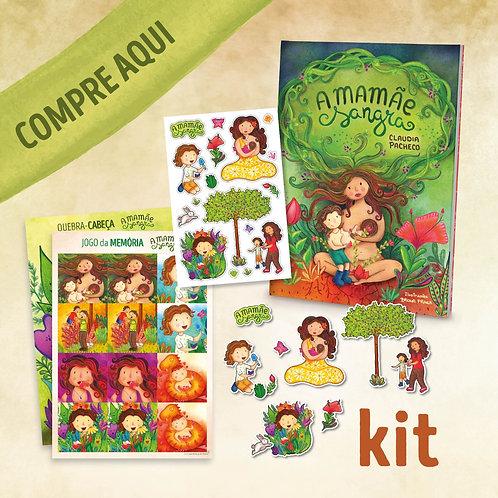 10 kits brinquedos + livros