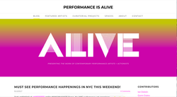Performance is Alive