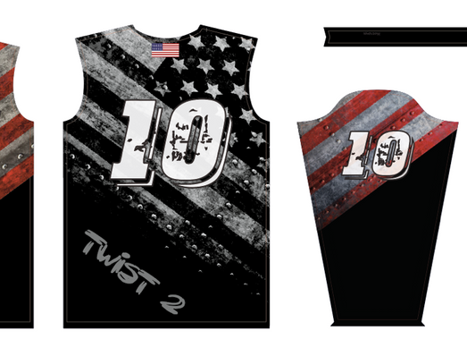 WiN Flag Jersey Short and Long Sleeve