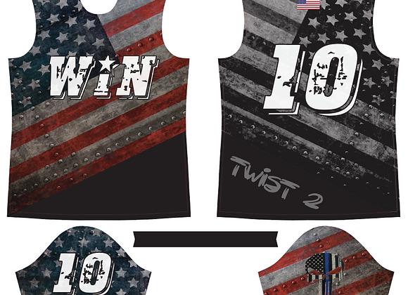 WiN Flag Jersey Short Sleeve