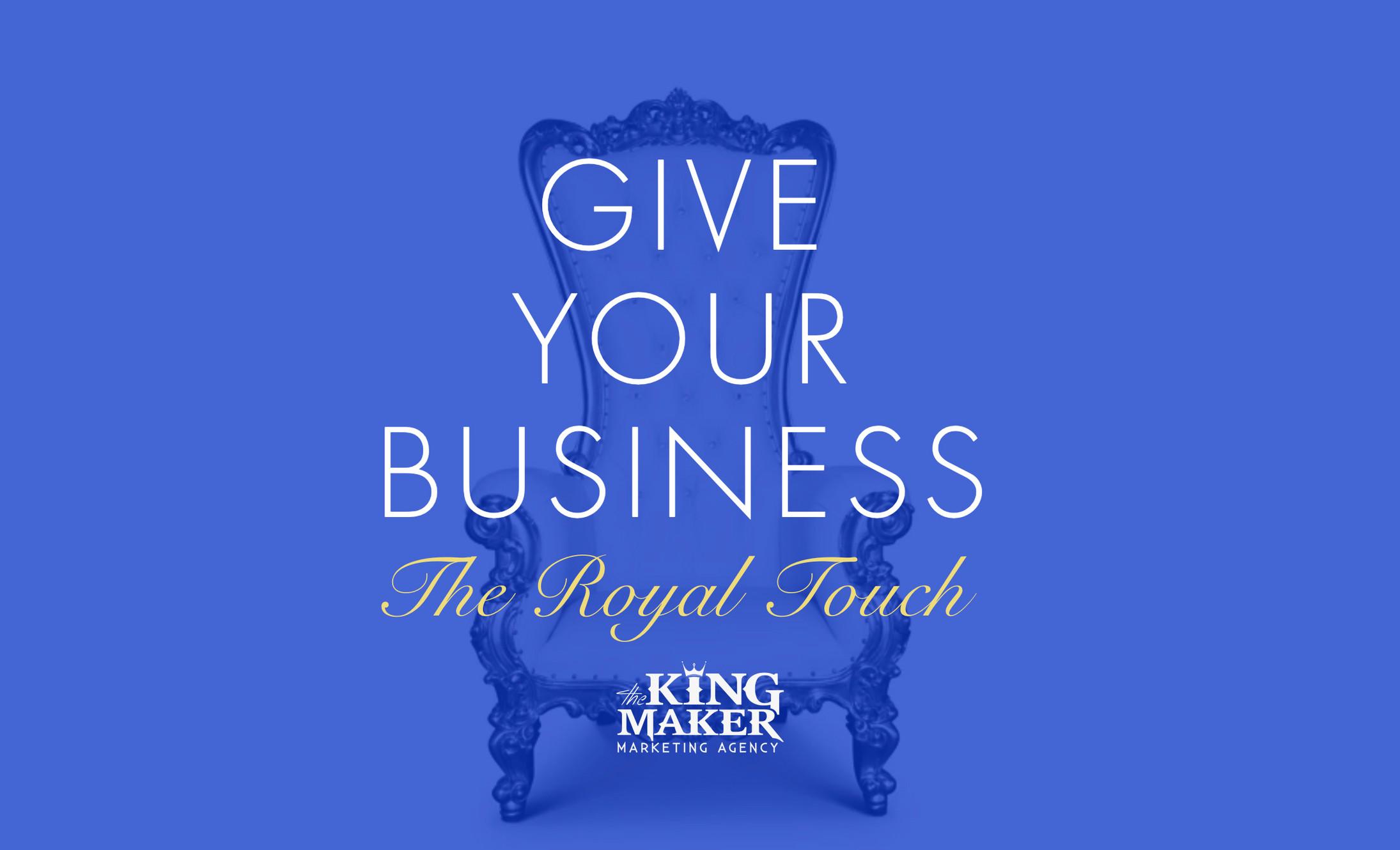 Rudi | Marketing | The KingMaker Marketing Agency | United
