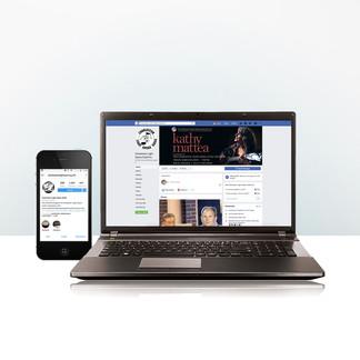 Charleston Light Opera Guild Social Media
