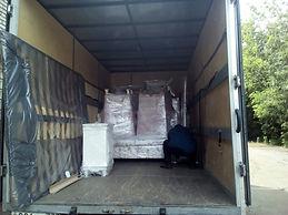 Транспорт для перевозки мебели