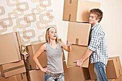 Переезд двухкомнатной квартиры