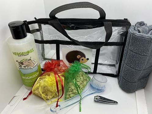 Hedgehog Spa Kit