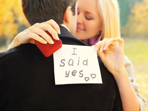 Newly Engaged – Let's Celebrate!