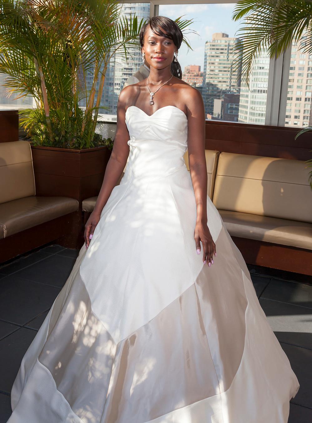 weddingangels-a-line-wedding dress