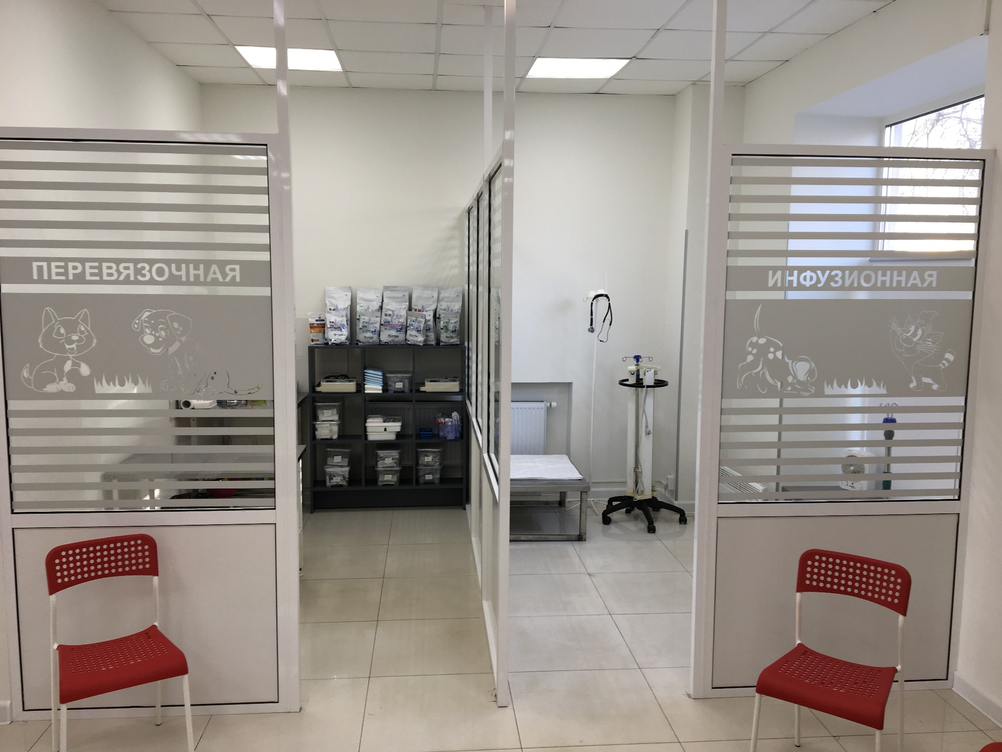 Ветеринарная клиника Кот+Бегемот