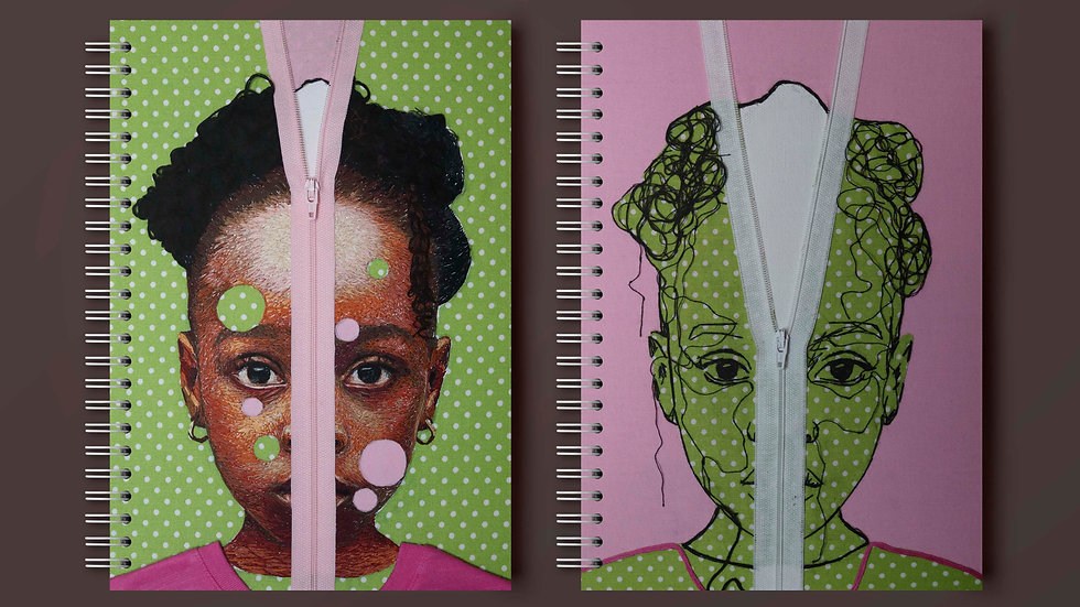 Notebooks (2 PACK/ 2 BOOKS)