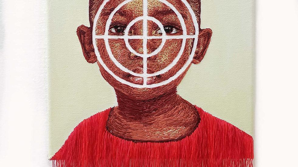 Shooting Range Target (Print)