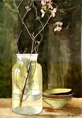 Quince Twig