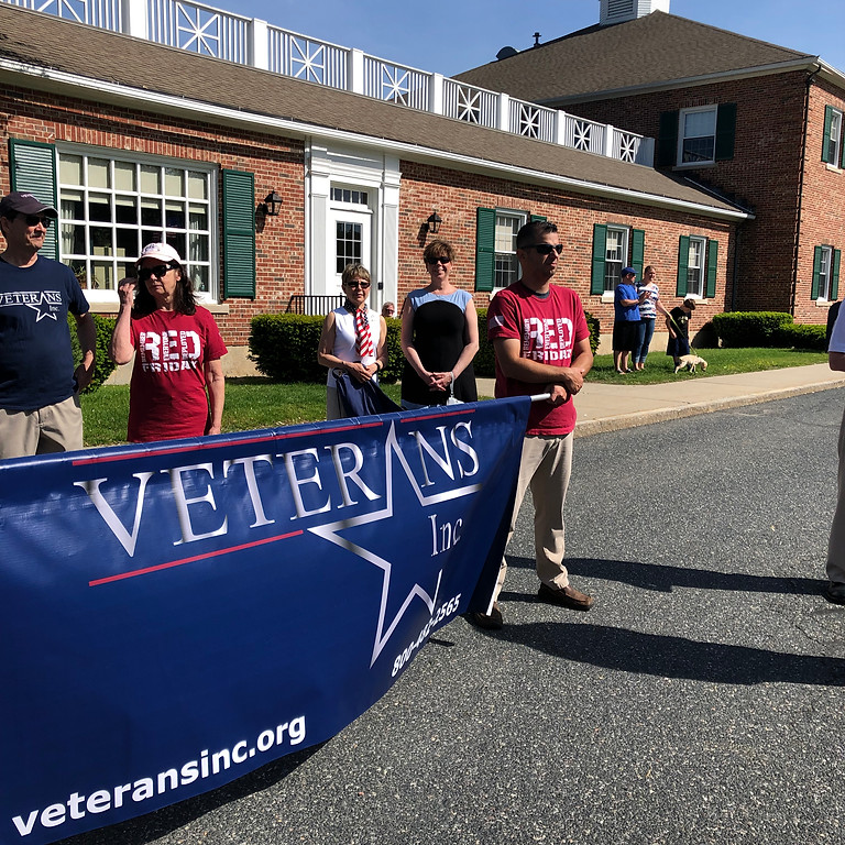 Are held at  Veteran's Inc.  69 Grove Street Worcester, MA