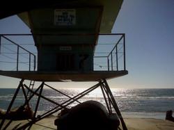Lifeguard Tower, Oceanside, CA