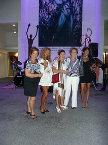 14Louise Gaggini's Art Exhibition-Miami