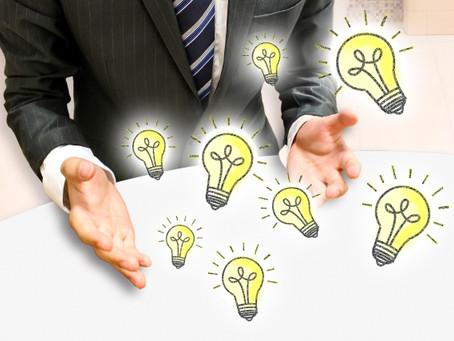 発想と行動力