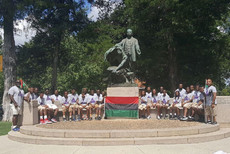 Booker T Washington Statue