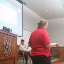 Court Room Testimony Training