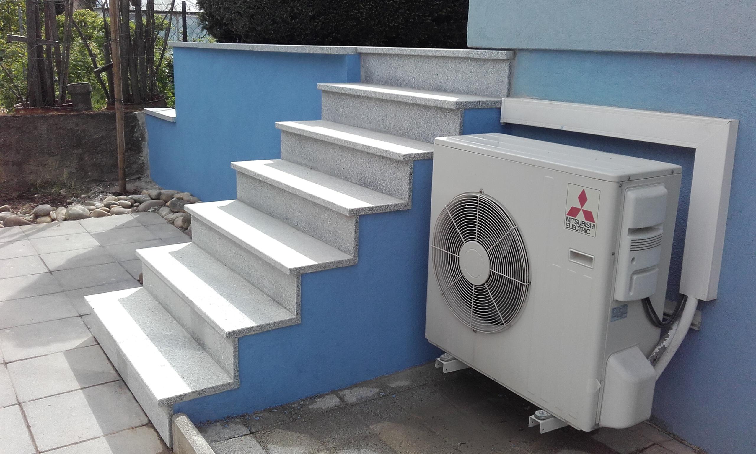 Dalles/Escaliers/Cheminées