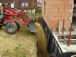 Terrassements/Canalisations