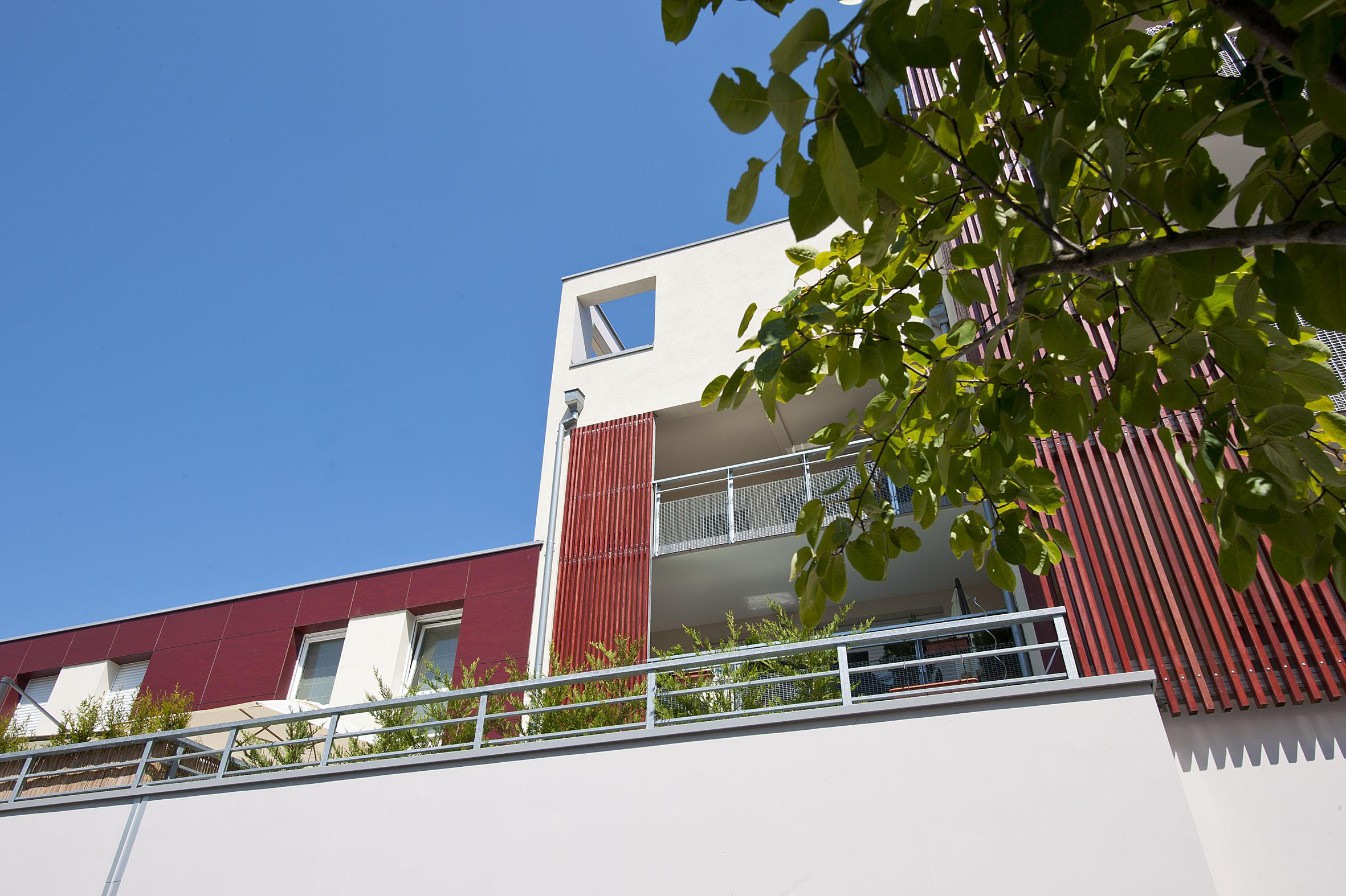 architecture d'extérieure