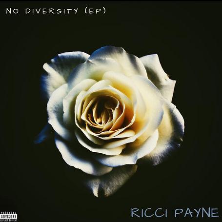 No Diversity EP Cover