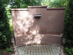 Brunnen aus Buntsandstein