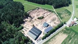 Luftaufnahme von Roth Natursteine