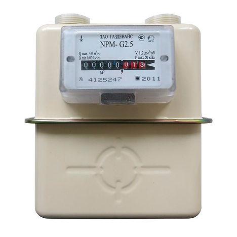 Газовый счетчик NPM фото