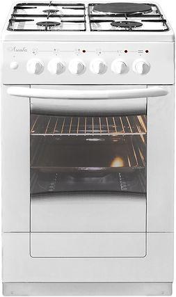 Электро-газовая плита ЭГ 1/3г01 М2С
