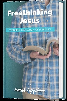 Freethinking Jesus