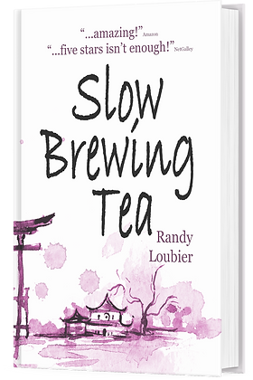 Slow Brewing Tea Front Cover