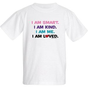 Smart Girl  Kid's basic t-shirt