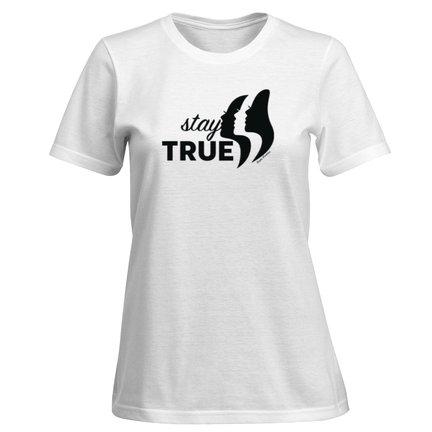 STAY TRUE – Women's Premium T-shirt