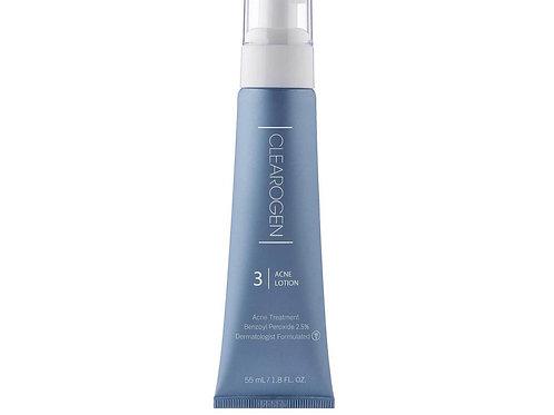 Clearogen Benzoyl Peroxide Acne Lotion (55 ml)