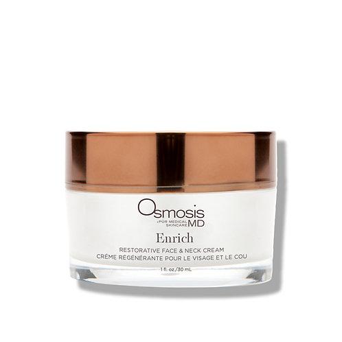 Enrich moisturizer face and neck