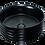 Thumbnail: כיור שחור עגול בעיצוב מודרני