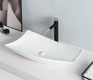 כיורי אמבט לבנים