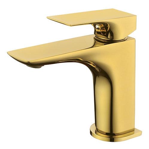 דגם גולד יוקרתי- ברז זהב מבריק נמוך