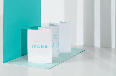 CreateFast.co selecte Graphic  Beautiful corporate and editorial design by Futura in Mexico for Ipanana, a real estate residential project.