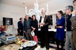 Golden Age Dinner buffet / 12 guests